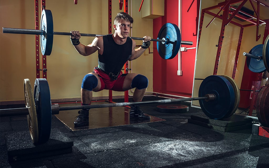 Four Reasons to Take Your Back Squat Wide | BoxLife Magazine