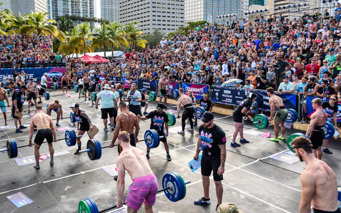 CrossFit HQ Confirms Wodapalooza as the 7th Sanctioned Event