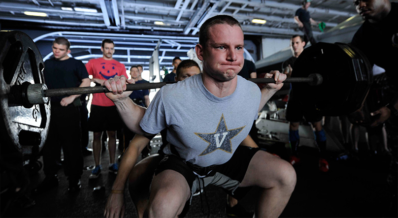 The Texas Method—One of the Best Ways to Bust Through Strength Plateau -  BoxLife Magazine