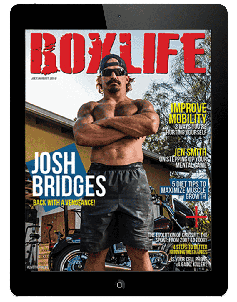 Get the digital edition of BoxLife Magazine. Just $9.99 for a 1-year subscription.