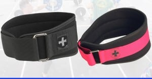 Weightlifting belts available on shopboxlife.com